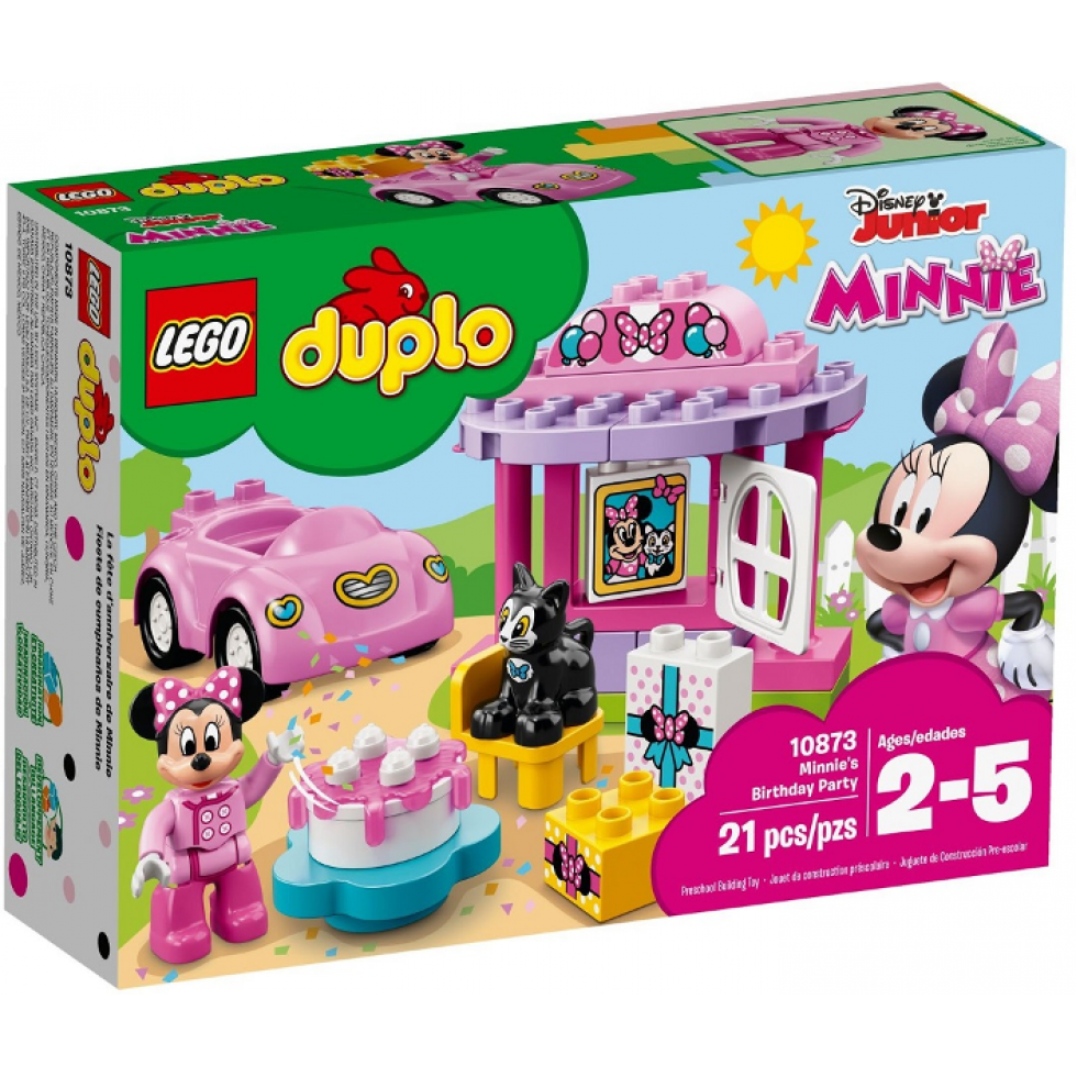 Lego Duplo Minnies Birthday Party 2018