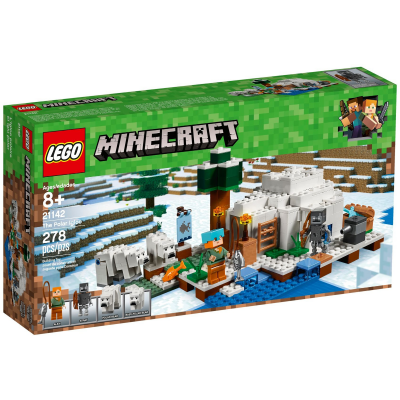 LEGO MINECRAFT L'igloo polaire 2018