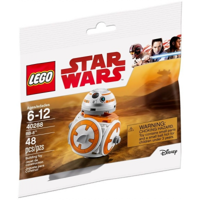 LEGO Star Wars BB-8 - Mini sac 2018