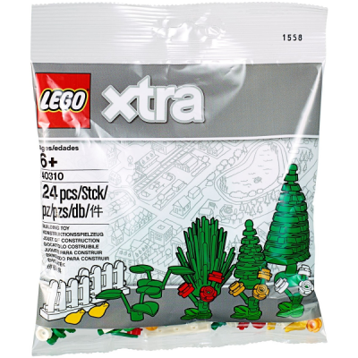 LEGO Xtra Botanical Accessories 2018