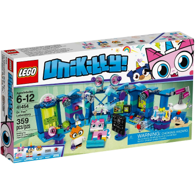 LEGO UNIKITTY Le laboratoire de Dr Fox™ 2018