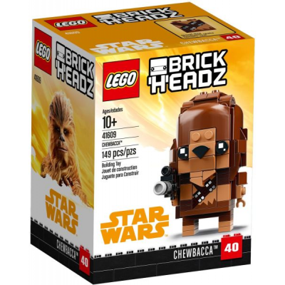 LEGO BRICKHEADZ STAR WARS Chewbacca™ 2018