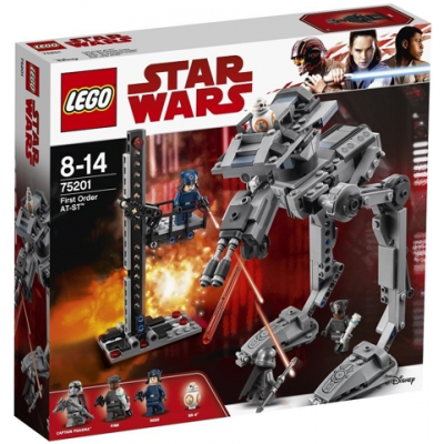 LEGO STAR WARS AT-ST™ du Premier Ordre 2018
