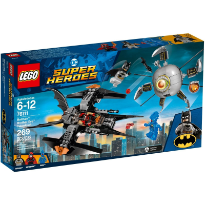 LEGO SUPER HEROES Batman™ : l'affrontement de Brother Eye™ 2018