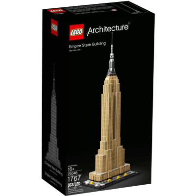 LEGO ARCHITECTURE L'Empire State Building 2019
