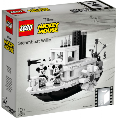 LEGO IDEAS Disney™ Steamboat Willie 2019