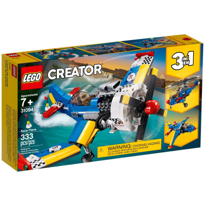 LEGO CREATOR L'avion de course 2019