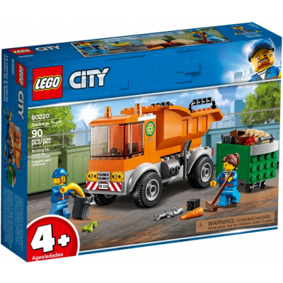 LEGO CITY Le camion à ordures 2019