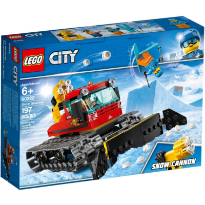 LEGO CITY La dameuse 2019