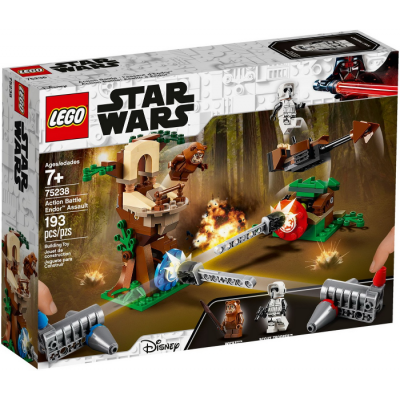 LEGO STAR WARS Action Battle : l'assaut d'Endor™ 2019
