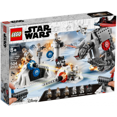 LEGO STAR WARS Action Battle : la défense de la base Echo™ 2019