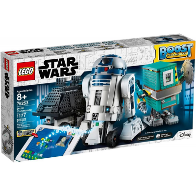 LEGO STAR WARS Commandant droïde 2019