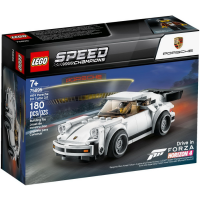 LEGO Speed champions 1974 Porsche 911 Turbo 3.0 2019