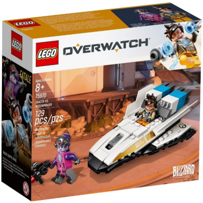 LEGO Overwatch® Tracer contre Fatale 2019