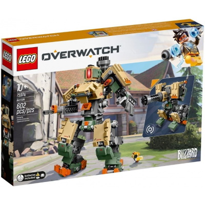 LEGO Overwatch® Bastion 2019