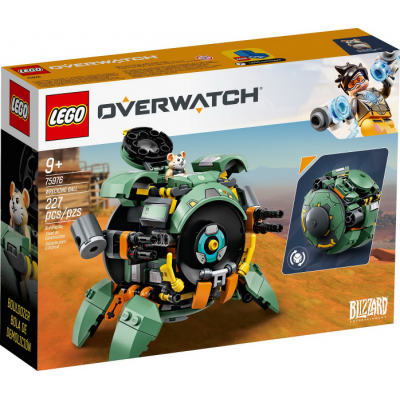 LEGO Overwatch® Wrecking Ball 2019