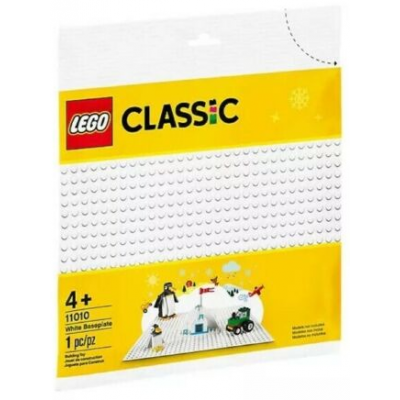 LEGO CLASSIC Plaque Blanche 2020