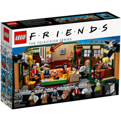 LEGO IDEAS Central Perk 2020