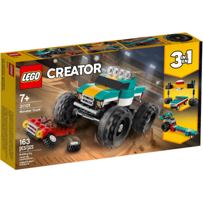 LEGO CREATOR Le Monster Truck 2020