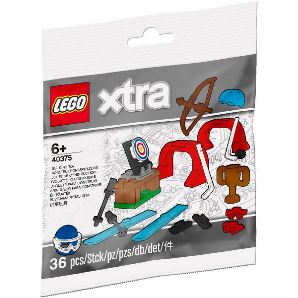 LEGO Xtra Sports Accessories polybag - Brick Creation