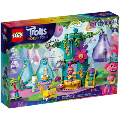 LEGO Trolls World Tour La fête au village pop 2020