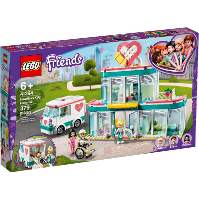 LEGO FRIENDS L'hôpital de Heartlake City 2020