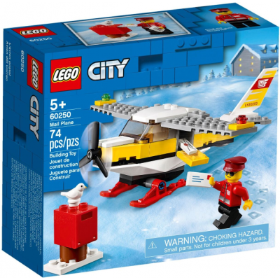 LEGO CITY L'avion postal 2020