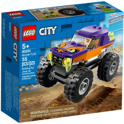 LEGO CITY Le Monster Truck 2020