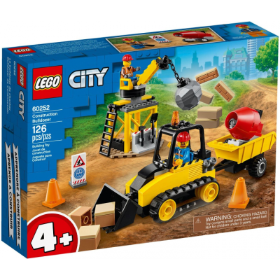 LEGO CITY Le chantier de démolition 2020