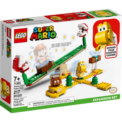 LEGO Super Mario™ Ensemble d'Extension La balance de la Plante Piranha 2020