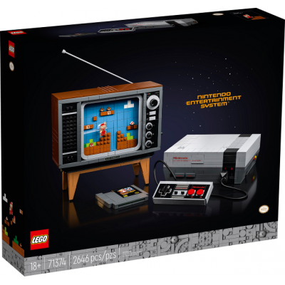 LEGO Super Mario™ Nintendo Entertainment System™ 2020