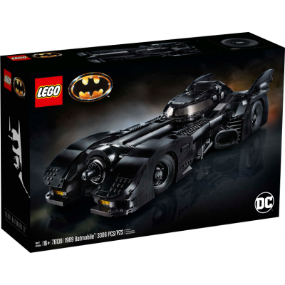 LEGO SUPER HEROES 1989 Batmobile™ 2020