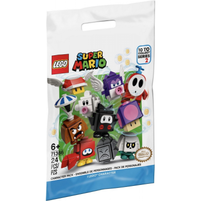 LEGO Super Mario™ Pack surprise de personnage – Série 2 2021