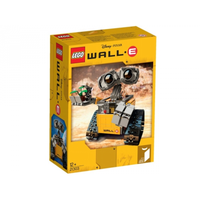 LEGO IDEAS Wall-E  2015