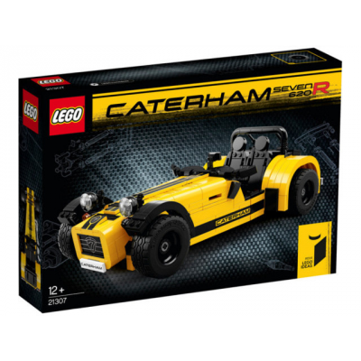 LEGO IDEAS Caterham Seven 620R 2016