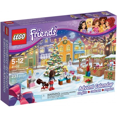 LEGO FRIENDS CALENDRIER DE L'AVENT FRIENDS 2015