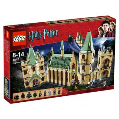 Lego Harry Potter Le chateau de poudlard 2010