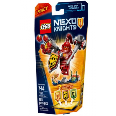 LEGO NEXO KNIGHTS L'ULTIME Macy 2016