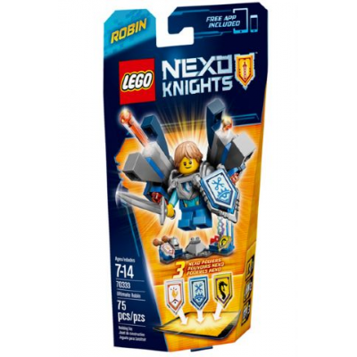 LEGO NEXO KNIGHTS L'ULTIME Robin 2016