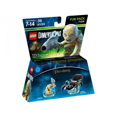 LEGO DIMENSIONS Lord of the Rings  Gollum 2015
