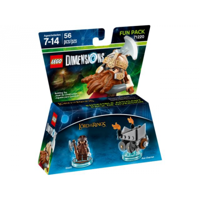 LEGO DIMENSIONS Lord of the Rings  Gimli 2015