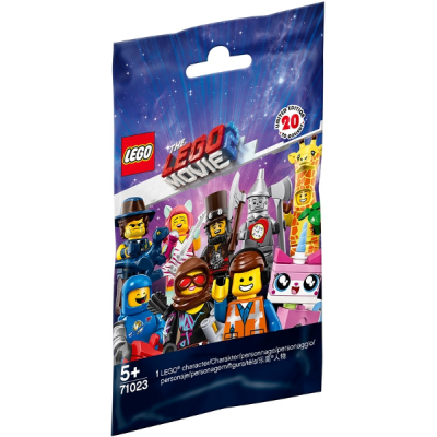 LEGO MINIFIGS LEGO MOVIE 2  1x sac 2019
