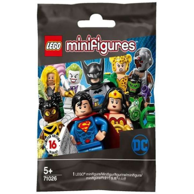 LEGO - DC Super Heroes Série 71026 - DC Super Heroes  enveloppe 2020
