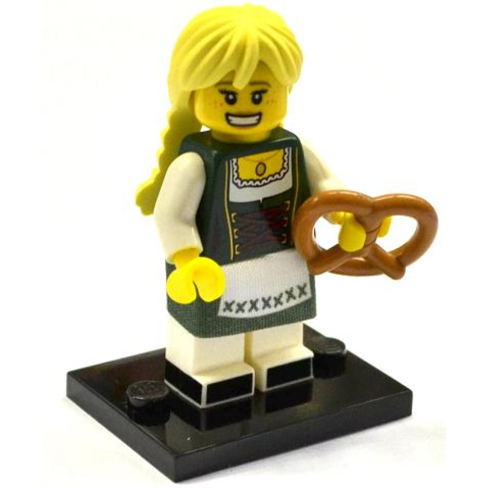 71002 LEGO MINIFIGURES -Series 11 HOLIDAY ELF