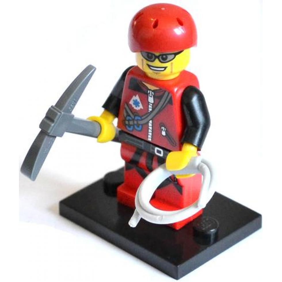71002 -Series 11 HOLIDAY ELF LEGO MINIFIGURES