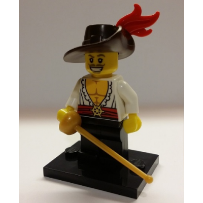 LEGO MINIFIGS SERIE 12 Mousquetaire 2014
