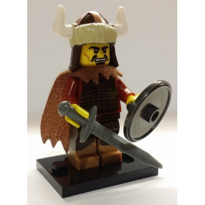 LEGO MINIFIGS SERIE 12 Guerrier 2014