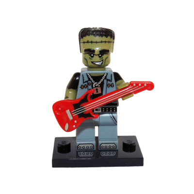 LEGO MINIFIG Monstre Rocker 2015