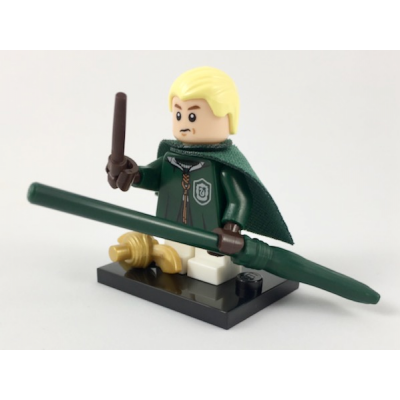 LEGO MINIFIGS Harry Potter™ Draco Malfoy (Quidditch) 2018