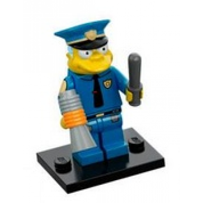 LEGO MINIFIG SIMPSONS 1 Chief Wiggum 2014
